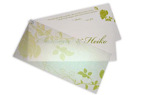 Hochzeitseinladung Transparentpapier by Rosentraum Besondere F 228 Cher Hochzeitseinladungen