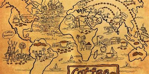 Records Of History Of Coffee