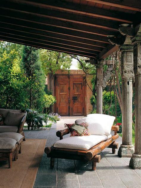 Salon De Jardin Rustique by Le Meuble Rustique Pour Le Jardin Voir Nos Id 233 Es Magnifiques