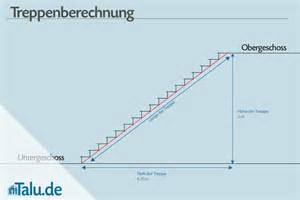 treppen berechnen beispiel treppenstufen berechnen formeln zur treppenberechnung