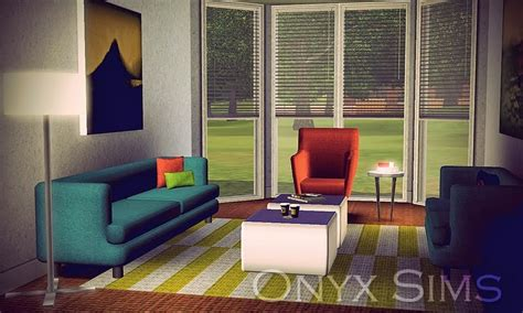 sims 3 living room my sims 3 new dining living room set patterns by onyx sims