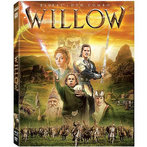 film disney s willow willow on bluray dvd from ron howard george lucas snymed