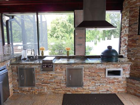 outdoor patio kitchen fotogalerie new orleans outdoor kitchens contractor custom outdoor
