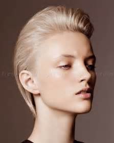 hair styles combed short hairstyles combed back hairstyle for women