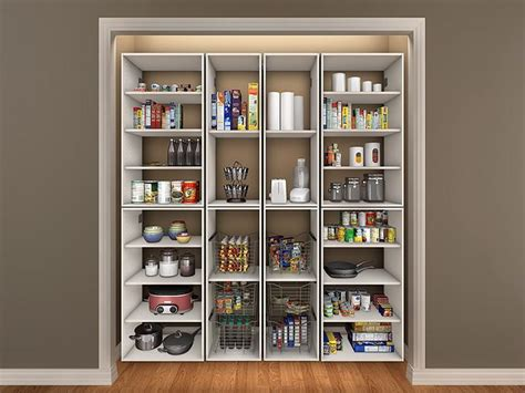 kitchen closet design quick pantry closet ideas organizer new interior ideas