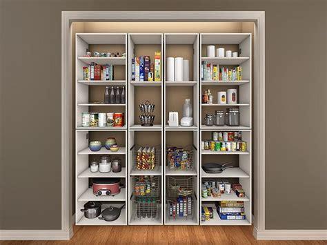 Quick Pantry Closet Ideas Organizer ? Quickinfoway