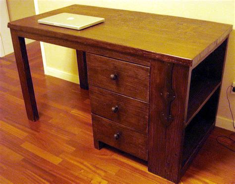 The Insider How To Restore Old Wooden Furniture Desk Wood Desk