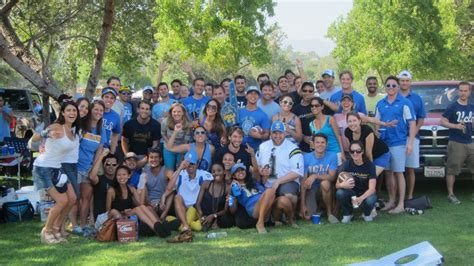 Ucla Mba Fees For International Students by Top 10 Tailgating Spots In The Pac 12 A 365