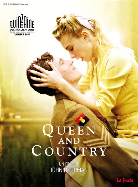 film queen country queen and country la critique du film
