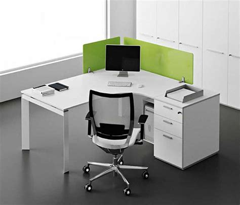 Compact Modern Desk Compact Corner Office Desk Decoist