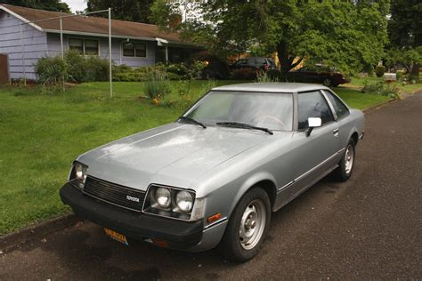 78 Toyota Celica Parked Cars 1978 Toyota Celica St Coupe