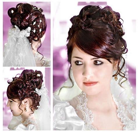 Hochsteckfrisuren Mittellanges Haar Hochzeit by Hochsteckfrisuren Mittellange Haare