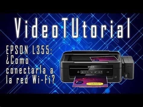 reset l355 wi fi impresora epson l555 l565 inicializacion funnycat tv