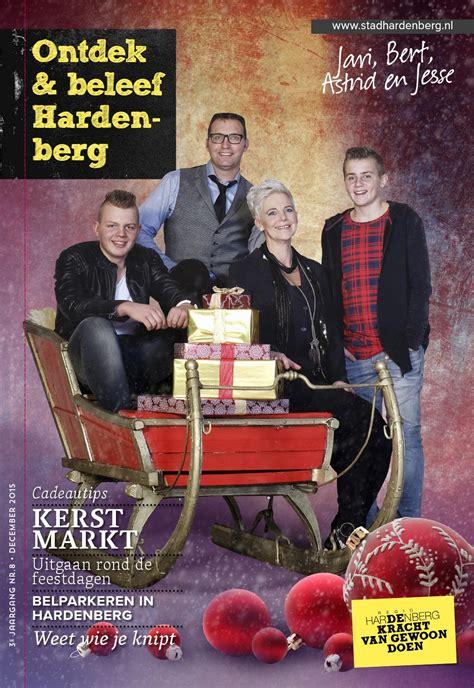 Kappers In Hardenberg by Ontdek En Beleef Hardenberg December 2015 By Ontdek En