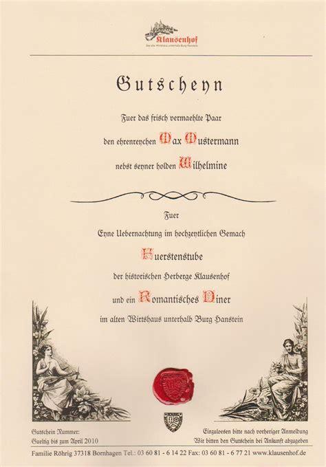 Vorlage Word Mittelalter Gutschein Essen Gehen Text Kb49 Takasytuacja