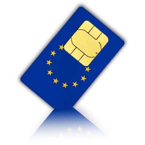 best sim card for europe prepaid travel sim card for the european union all eu