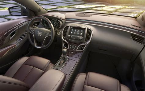 land wind interior first look 2014 buick lacrosse automobile magazine