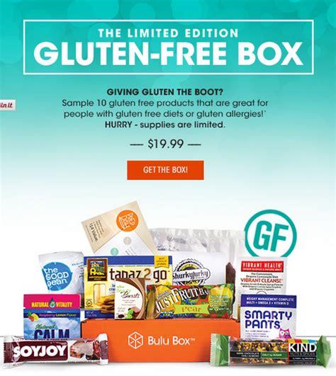 Hb Bulu 04 bulu box limited edition gluten free box available now my subscription addiction