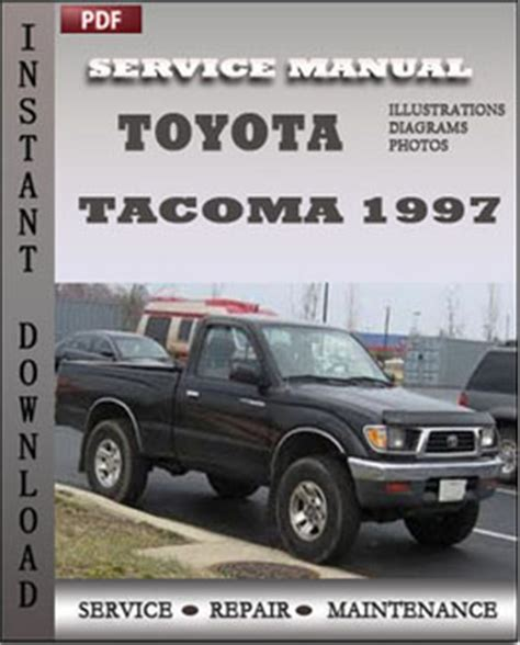free download parts manuals 1997 toyota tacoma on board diagnostic system toyota tacoma 1997 service guide servicerepairmanualdownload com