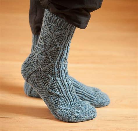 pattern for aran socks 17 parasta kuvaa knitting pinterestiss 228 langat ravelry