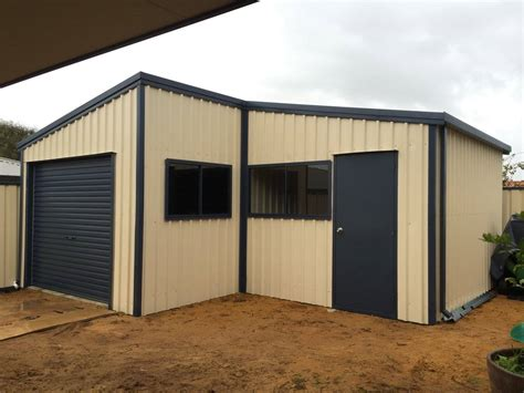 Sheds Geraldton by Residential Sheds Garages Wa Qld Nt Aussie Sheds