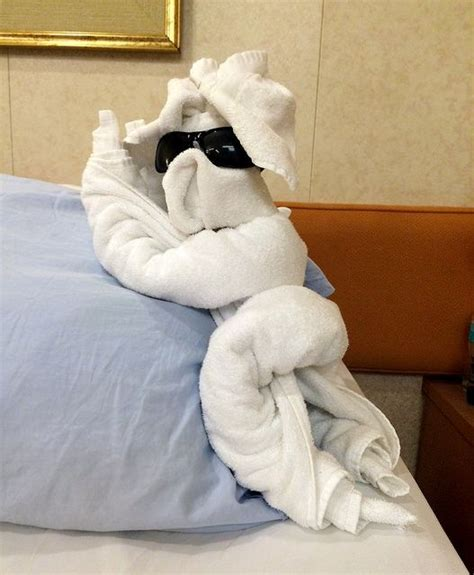 Towel Origami - the 72 best images about towel animals on the