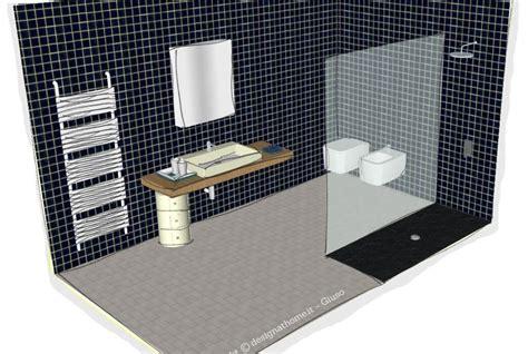 bagno 6 mq realizzare un bagno moderno e funzionale sotto i 10 mq