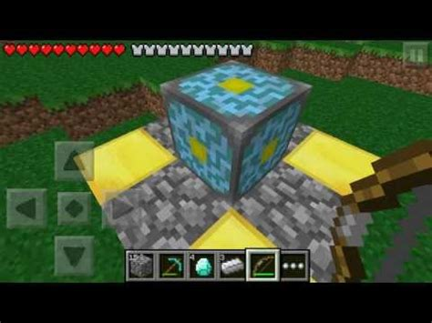 pattern nether core minecraft pe how to activate the nether reactor core