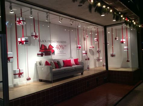 black friday inspiration for furniture store display