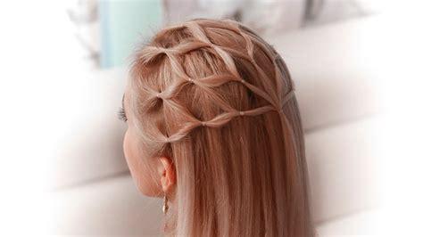 hair net tutorial cute hairstyle for a princess elf fairy