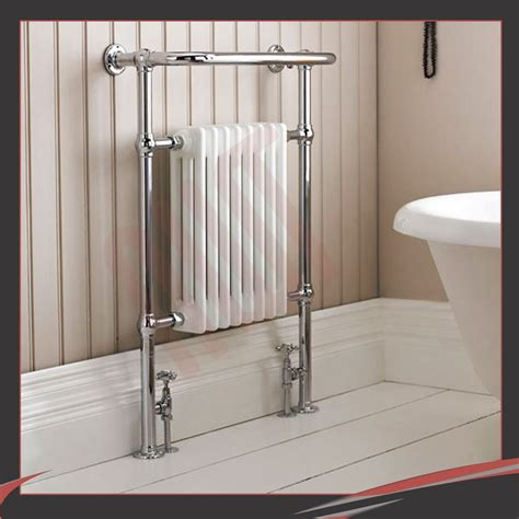chrome bathroom towel rails traditional bathroom towel rails radiators chrome white