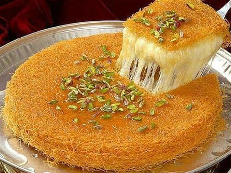 Unique Gifts For Mom by Kunafa Recipe Sweet As Turkish Delight A K A Knafeh