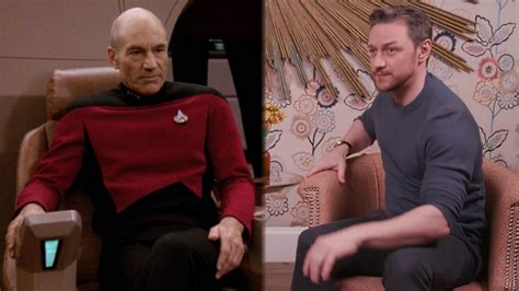 james mcavoy young picard trekmovie the source for star trek news and information