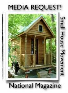 Small Home Living Magazine Media Request National Magazine Seeks Small Housers For