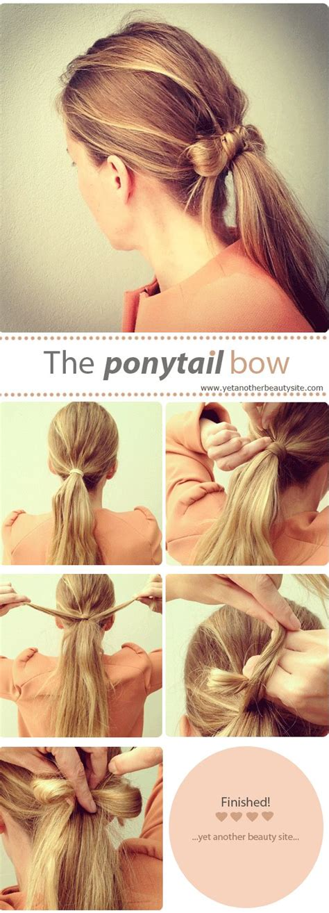 Pretty Hairstyles For School Step By Step by 15 And Easy Ponytails