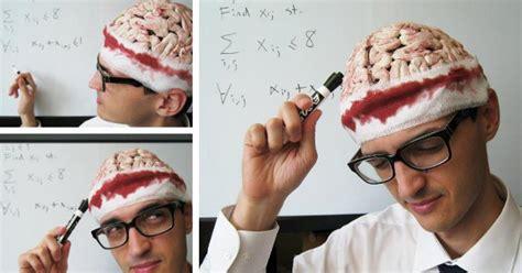 zombie como hacer un eos de cerebro sangriento halloween 2015 como hacer un cerebro gore para halloween para los curiosos