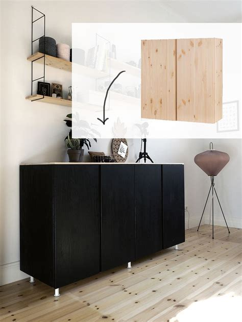 ikea hack sideboard 589 best ikea hacks images on pinterest