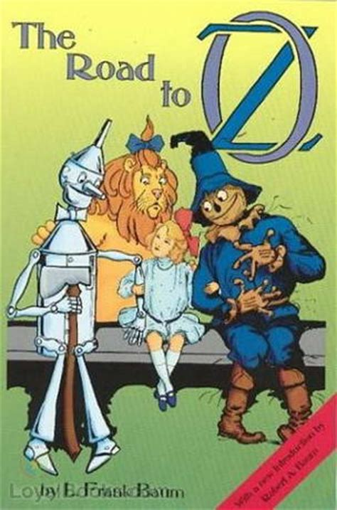 The Road To Oz the road to oz by l frank baum free at loyal books