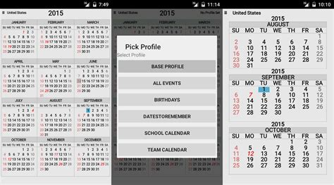 calendar for android five great calendar app alternatives for android