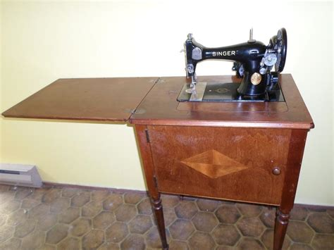 used sewing machine tables vintage singer sewing machine table 128 13 lantzville