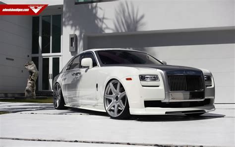 white rolls royce wallpaper 2014 vorsteiner rolls royce ghost supercar car tunning