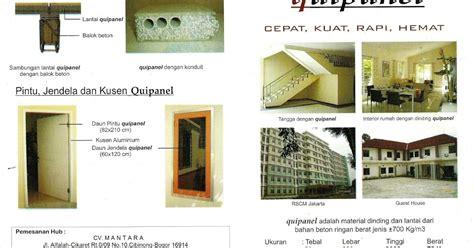 Panel Dinding Ringan qui panel dinding lantai beton ringan dinding