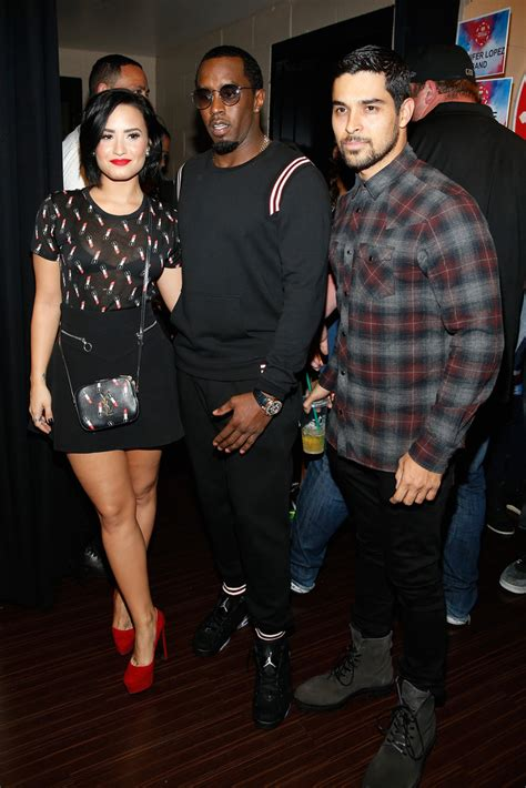 Kevin Federline And Wilmer Valderrama Hook Up by Demi Lovato Photos Photos 2015 Iheartradio