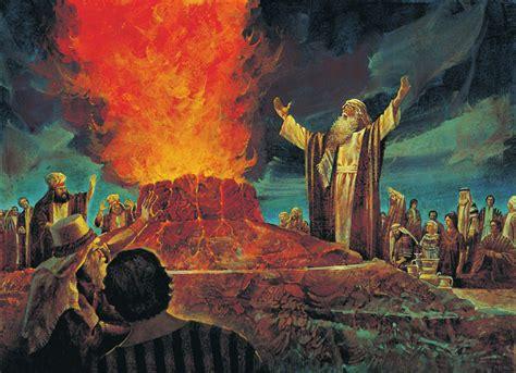 The Prophets Of Baal elijah