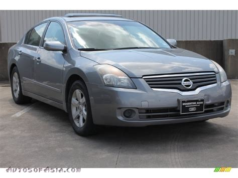 grey nissan altima 2007 2007 nissan altima 2 5 s in precision gray metallic