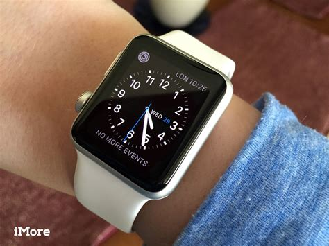 change wallpaper for apple watch how would you change clock faces on apple watch imore