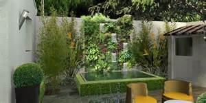 bassins de jardin 3d