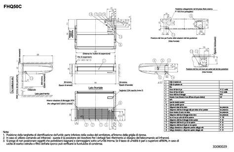condizionatori a soffitto daikin climatizzatore multisplit pensile a soffitto daikin fhq c