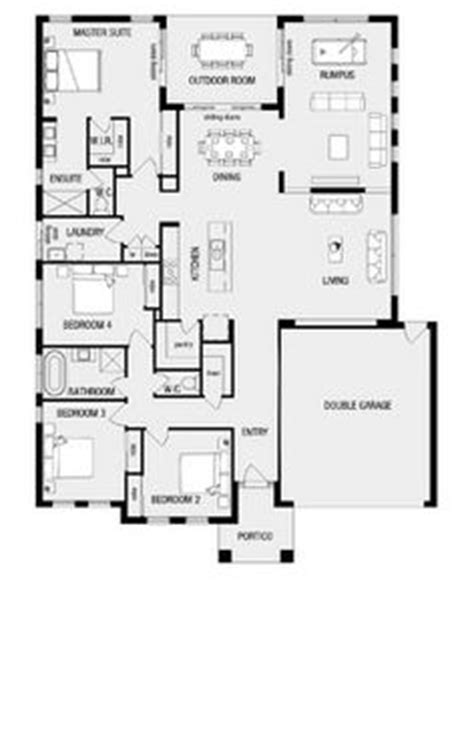 Metricon On Pinterest South Australia Floor Plans And New House Plans Adelaide