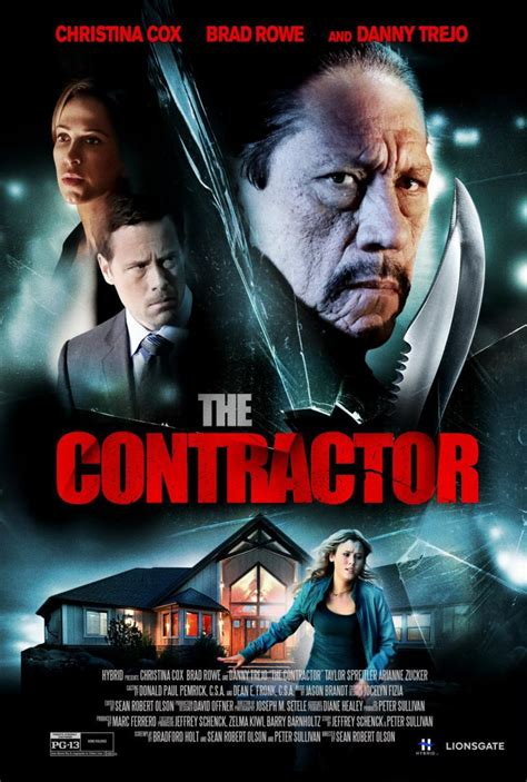 The Contractor by The Contractor 2013 Filmaffinity